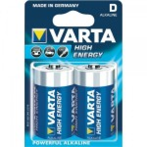 Baterii Varta HighEnergy D