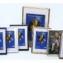 Rama foto imitatie lemn 10x15 cm